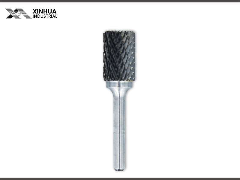 SB Burs - Cylindrical Shape with End Cut